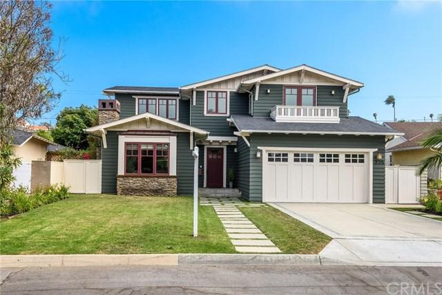 235 Via La Circula, Redondo Beach, CA 90277 (#SB18173598) :: RE/MAX Empire Properties