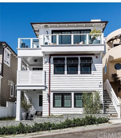221 Homer Street, Manhattan Beach, CA 90266 (#SB18180660) :: Z Team OC Real Estate