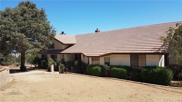 10839 Juniper Hills Road, Juniper Hills, CA 93543 (#SR18180932) :: RE/MAX Masters