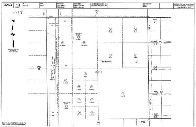 0 Vac/115 Stw/Vic Avenue E2, Antelope Acres, CA 93536 (#CV18183928) :: Impact Real Estate