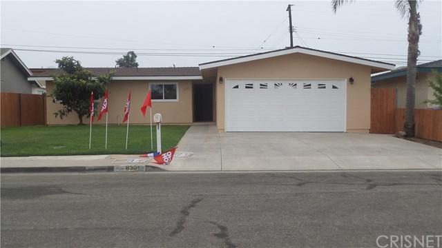 830 Myrna Drive, Port Hueneme, CA 93041 (#SR18185766) :: Pismo Beach Homes Team