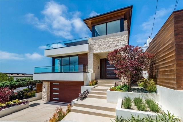 719 24th Place, Hermosa Beach, CA 90254 (#SB18189278) :: Fred Sed Group