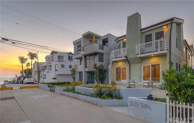 321 5th Street, Manhattan Beach, CA 90266 (#SB18193186) :: Z Team OC Real Estate