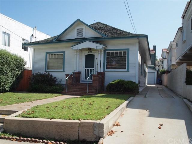 724 N Irena Avenue, Redondo Beach, CA 90277 (#SB18194228) :: Keller Williams Realty, LA Harbor