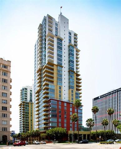 400 W Ocean Boulevard #2702, Long Beach, CA 90802 (#SR18196818) :: Keller Williams Realty, LA Harbor