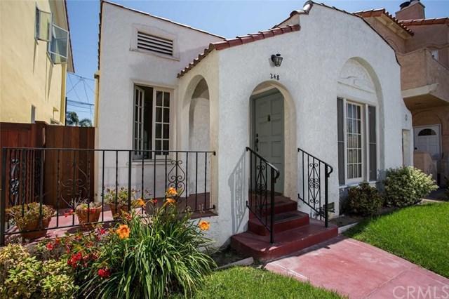 248 Corona Avenue, Long Beach, CA 90803 (#PW18196785) :: Keller Williams Realty, LA Harbor