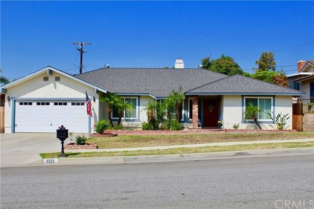 1321 N Orange Street, La Habra, CA 90631 (#SW18199051) :: The Darryl and JJ Jones Team