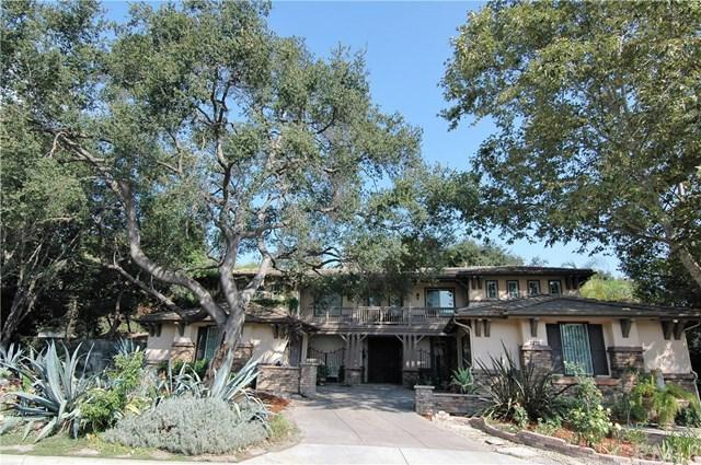 2270 Redwood Drive, Glendora, CA 91741 (#CV18196334) :: Z Team OC Real Estate