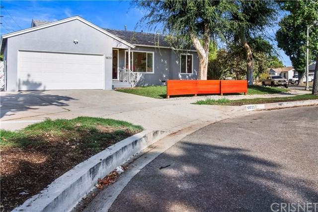 18033 Duncan Street, Encino, CA 91316 (#SR18199826) :: RE/MAX Masters