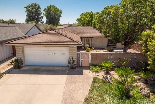2110 Plumwood Lane, Santa Ana, CA 92705 (#OC18201164) :: RE/MAX Masters