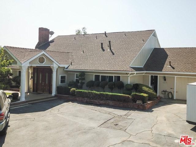 5649 Bramblewood Road, La Canada Flintridge, CA 91011 (#18381166) :: Fred Sed Group