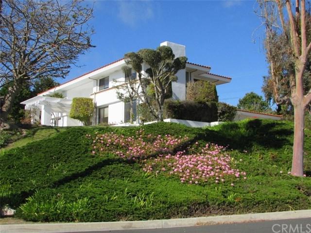 1456 Via Coronel, Palos Verdes Estates, CA 90274 (#PV18214259) :: RE/MAX Empire Properties