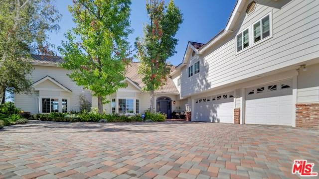 5545 Aldren Court, Agoura Hills, CA 91301 (#18384622) :: The Laffins Real Estate Team