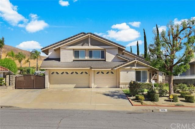 672 N Pacer Court, Walnut, CA 91789 (#TR18222837) :: Team Tami