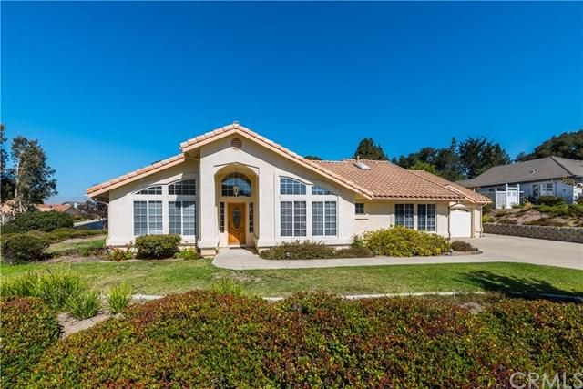 130 Cornerstone Lane, Arroyo Grande, CA 93420 (#PI18223416) :: Pismo Beach Homes Team