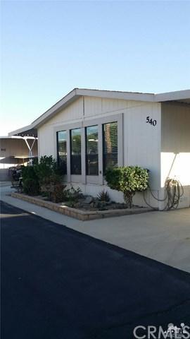 74711 Dillon 540# (Sugarbush) Road #540, Desert Hot Springs, CA 92241 (#218025550DA) :: The Ashley Cooper Team