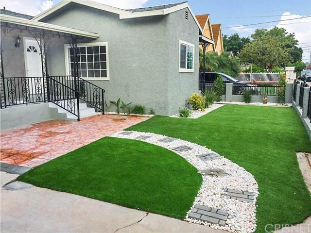 1012 Kewen Street, San Fernando, CA 91340 (#SR18226552) :: Fred Sed Group