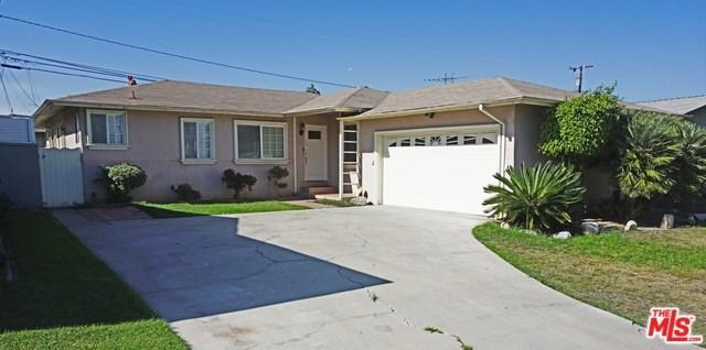 13331 S Saint Andrews Place, Gardena, CA 90249 (#18387490) :: Go Gabby