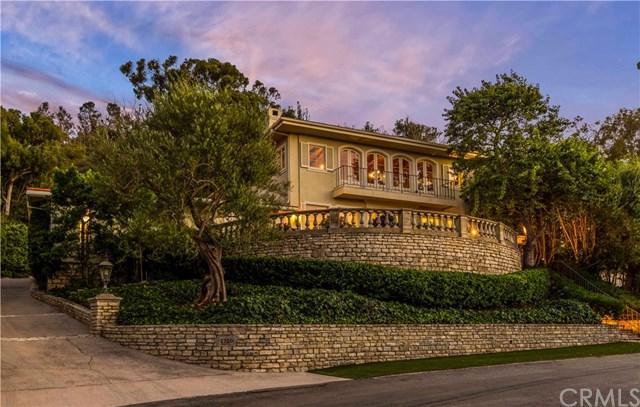 2720 Via Elevado, Palos Verdes Estates, CA 90274 (#PV18227617) :: Millman Team