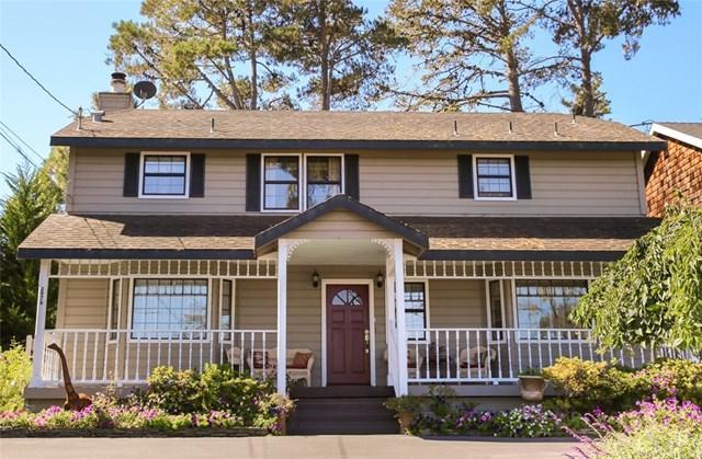 2976 Burton Drive, Cambria, CA 93428 (#SC18229185) :: RE/MAX Parkside Real Estate