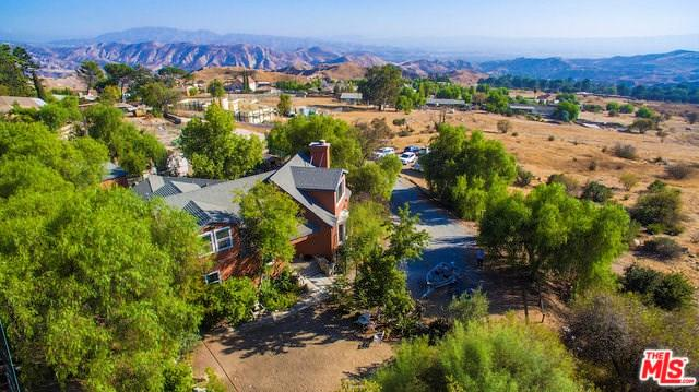 13737 Leander Drive, Kagel Canyon, CA 91342 (#18387680) :: Fred Sed Group