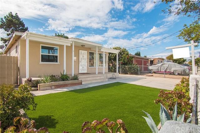 4526 W 162nd Street, Lawndale, CA 90260 (#SB18234102) :: The Laffins Real Estate Team