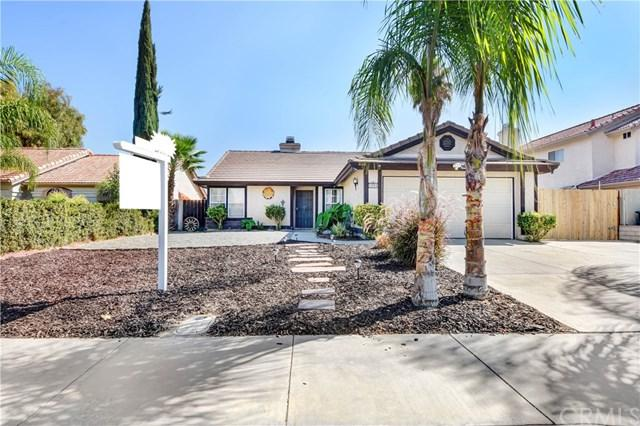 1042 Gloria Drive, Hemet, CA 92545 (#SW18240241) :: The Laffins Real Estate Team