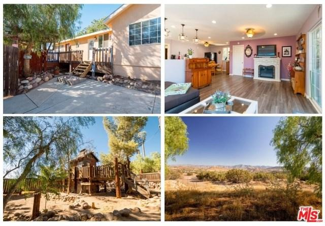 5908 Shannon Valley Road, Acton, CA 93510 (#18392526) :: Fred Sed Group