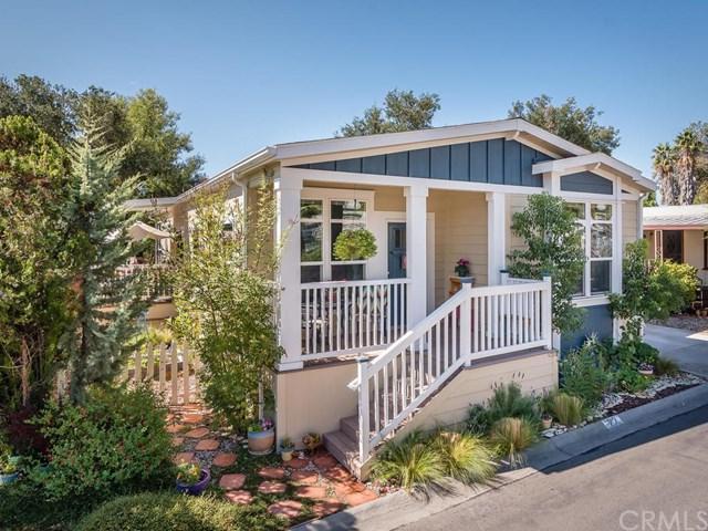 10025 El Camino Real #23, Atascadero, CA 93422 (#NS18241914) :: RE/MAX Parkside Real Estate