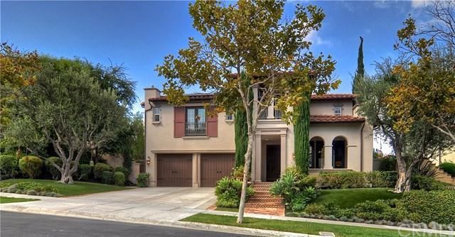 7 Friar Lane, Ladera Ranch, CA 92694 (#OC18245251) :: Pam Spadafore & Associates