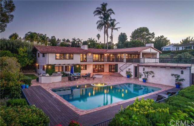 976 Via Del Monte, Palos Verdes Estates, CA 90274 (#SB18246115) :: Millman Team