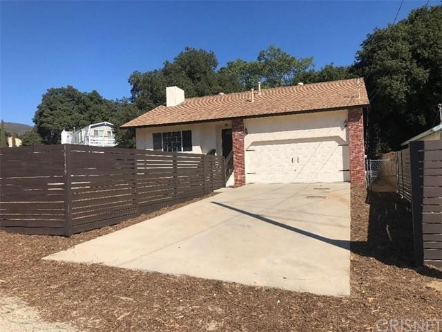 16159 Spunky Canyon Road, Green Valley, CA 91390 (#SR18247665) :: Group 46:10 Central Coast