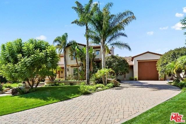 5396 Via Andrea, Newbury Park, CA 91320 (#18395844) :: RE/MAX Parkside Real Estate