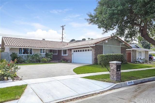26410 Grayslake Road, Rancho Palos Verdes, CA 90275 (#PV18247727) :: Millman Team