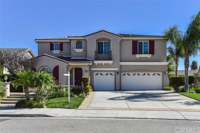 7920 Vandewater Street, Eastvale, CA 92880 (#TR18249405) :: Millman Team