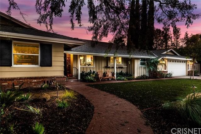 17634 Weddington Street, Encino, CA 91316 (#SR18251663) :: Mainstreet Realtors®