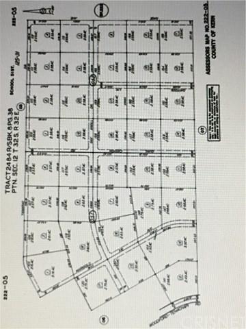 0 Oak Knoll Dr, Tehachapi, CA  (#SR18251998) :: RE/MAX Parkside Real Estate