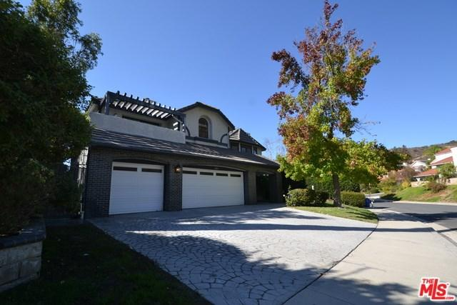 6043 Rainbow Hill Road, Agoura Hills, CA 91301 (#18401198) :: Fred Sed Group