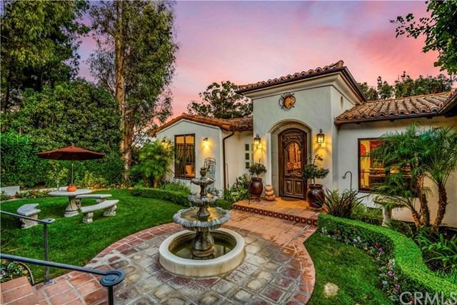 3649 Navajo Place, Palos Verdes Estates, CA 90274 (#PV18267050) :: The Laffins Real Estate Team