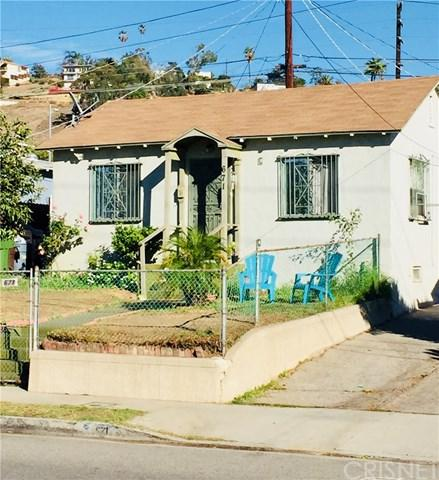671 W Avenue 28, Los Angeles (City), CA 90065 (#SR18269725) :: Fred Sed Group