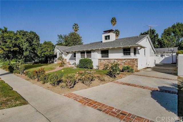 9242 Whitaker Avenue, Northridge, CA 91343 (#SR18269895) :: RE/MAX Masters