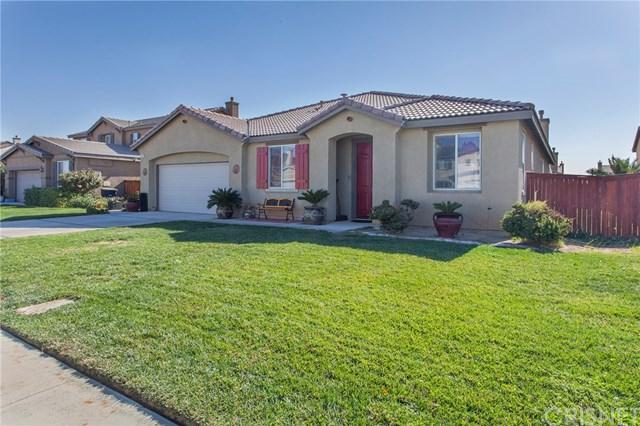 2416 Alpaca Avenue, Rosamond, CA 93560 (#SR18269894) :: RE/MAX Parkside Real Estate