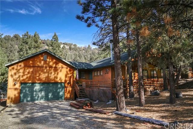 1700 Lassen Way, Pine Mountain Club, CA 93222 (#SR18270558) :: RE/MAX Parkside Real Estate