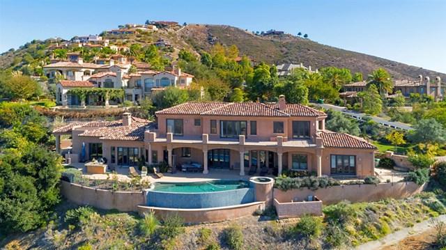7708 Camino De Arriba, Rancho Santa Fe, CA 92067 (#180062706) :: Go Gabby