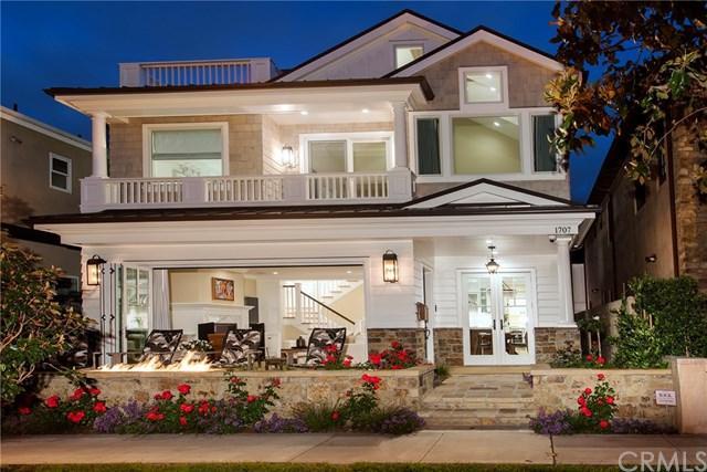 1707 Plaza Del Sur, Newport Beach, CA 92661 (#NP18271683) :: Scott J. Miller Team/RE/MAX Fine Homes