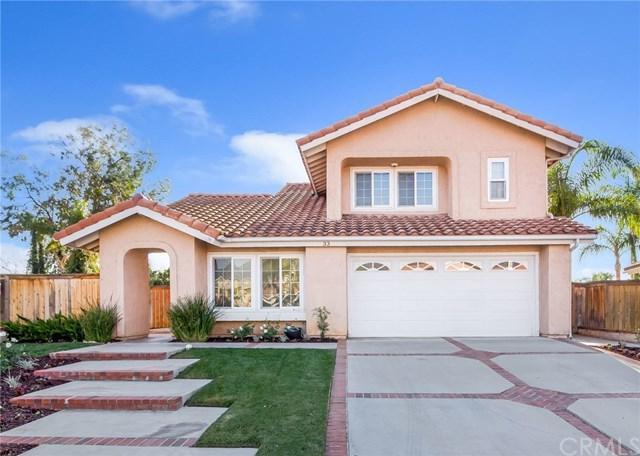 33 Osoberry Street, Rancho Santa Margarita, CA 92688 (#OC18274437) :: Z Team OC Real Estate