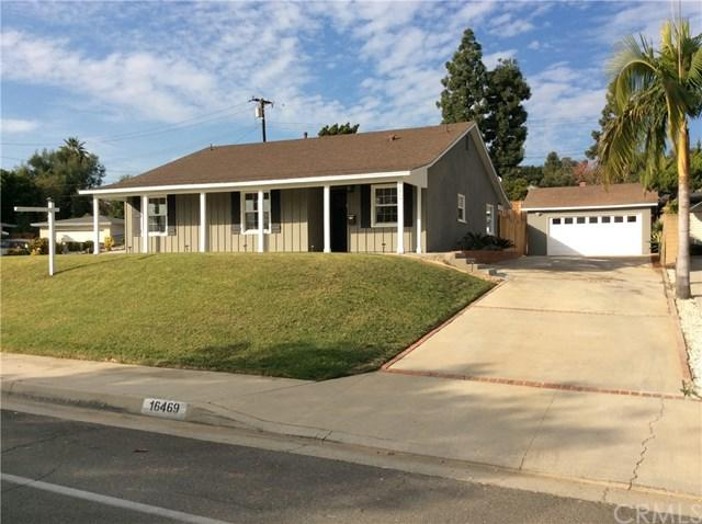 16469 Janine Drive, Whittier, CA 90603 (#DW18269318) :: Fred Sed Group