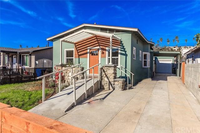 223 Chestnut Avenue, Highland Park, CA 90042 (#DW18274723) :: Go Gabby