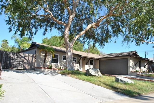 8613 Big Rock Rd, Santee, CA 92071 (#180063703) :: OnQu Realty