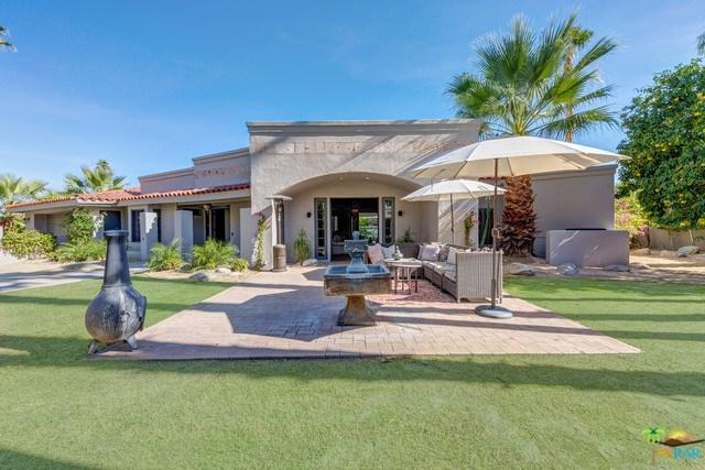 390 S Patencio Road, Palm Springs, CA 92262 (#18408492PS) :: The DeBonis Team